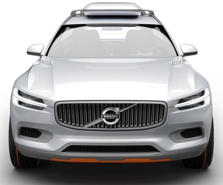 фото Volvo XC Coupe Concept 2014