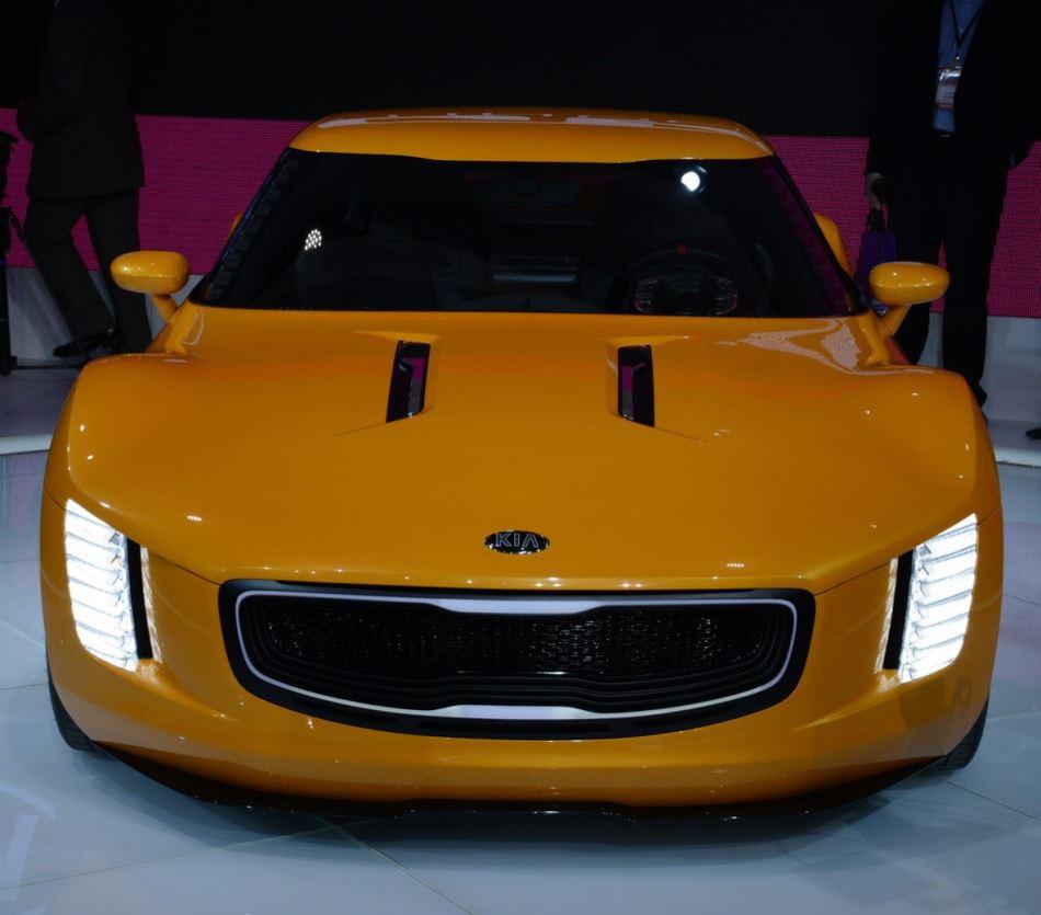 фото концепта KIA GT4 Stinger 2014