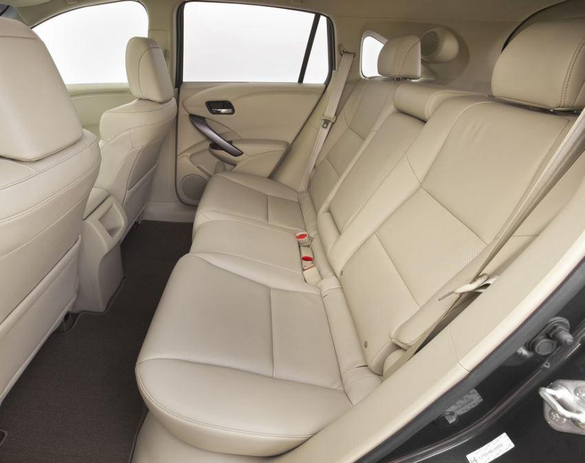интерьер Acura RDX 2014