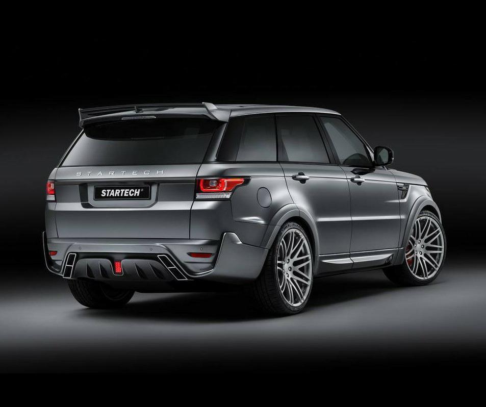 Тюнинг Range Rover Sport 2 2014