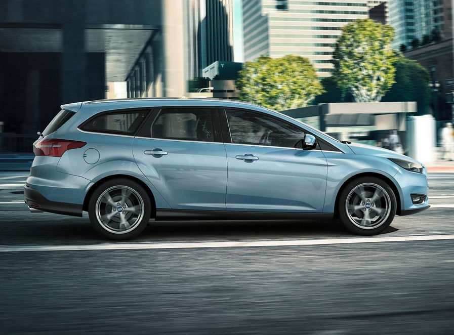 диски Ford Focus Wagon 2015