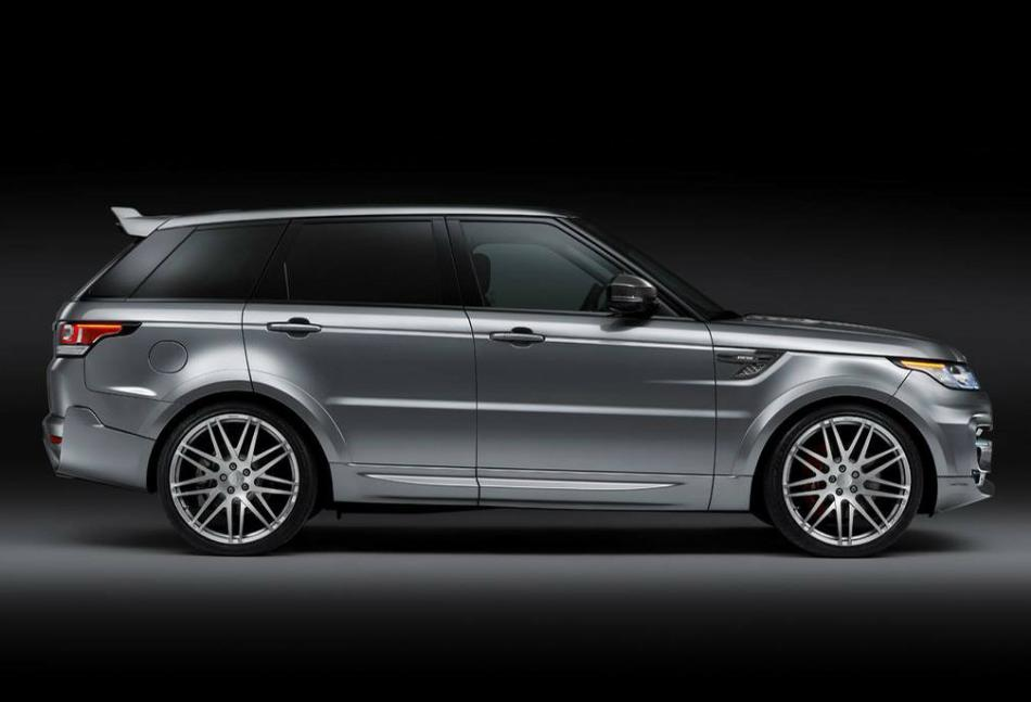 диски Range Rover Sport 2 от Startech