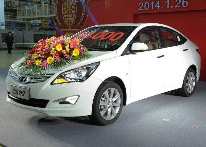 цены на автомобили hyundai solaris 2014