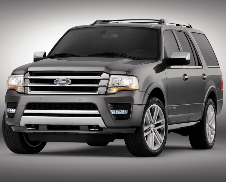 фото Ford Expedition 2015