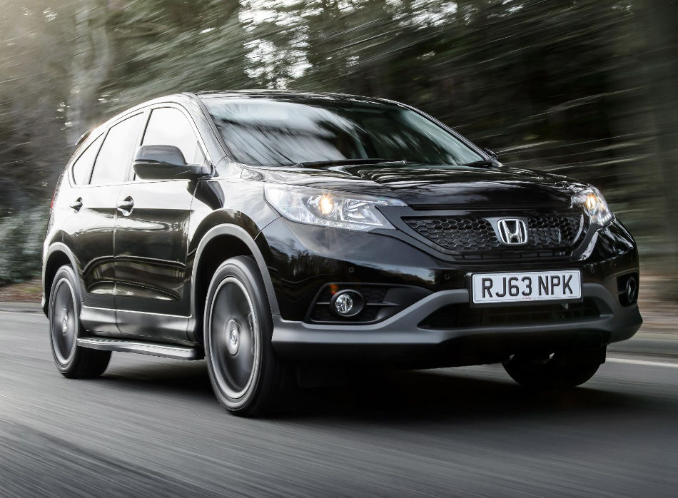 фото Honda CR-V Black 2014