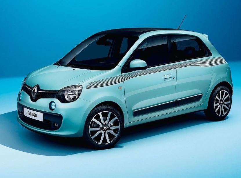 фото Renault Twingo 2015 года