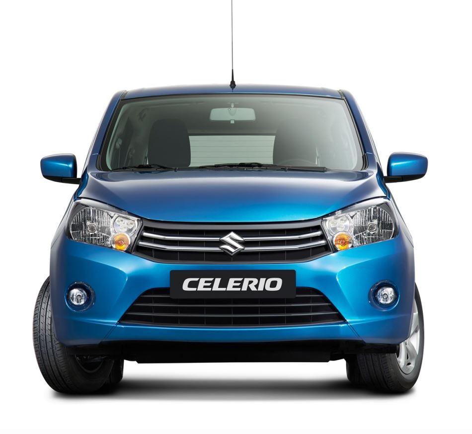 фото Suzuki Celerio 2015