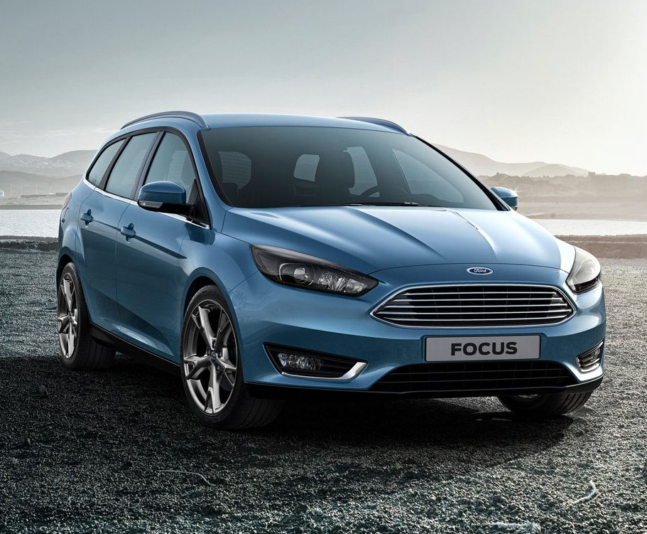 фото универсала Ford Focus Wagon 2015