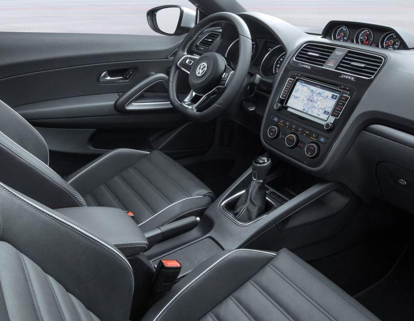 салон Volkswagen Scirocco 2015