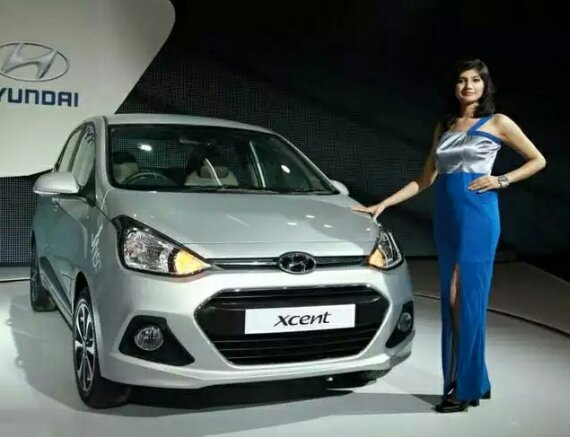фото Hyundai Xcent