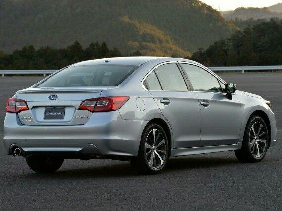 задние фонари Subaru Legacy 2015