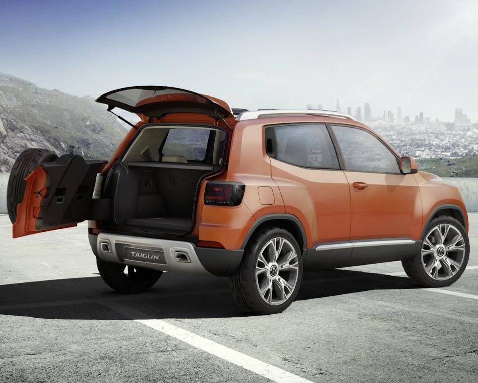 запаска Volkswagen Taigun 2014