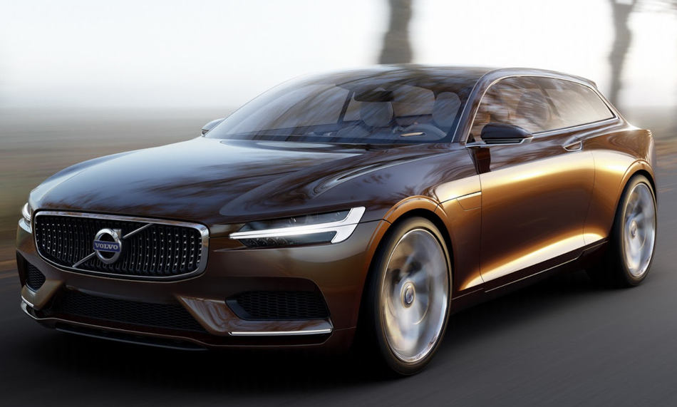 Вольво Estate Concept 2015