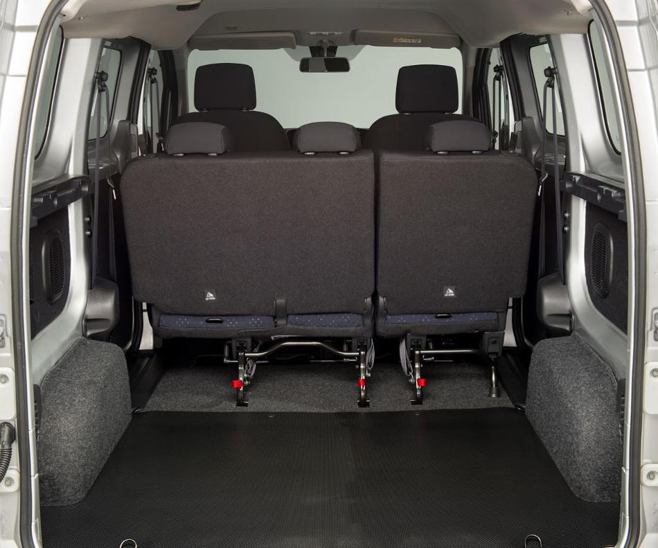 багажник Nissan e-NV200 2015