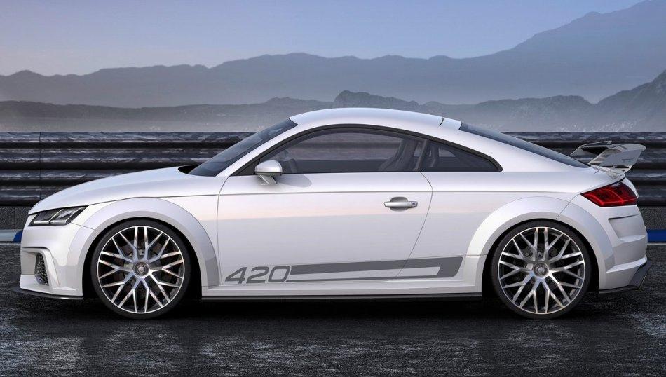 диски концепта Audi TT quattro Sport