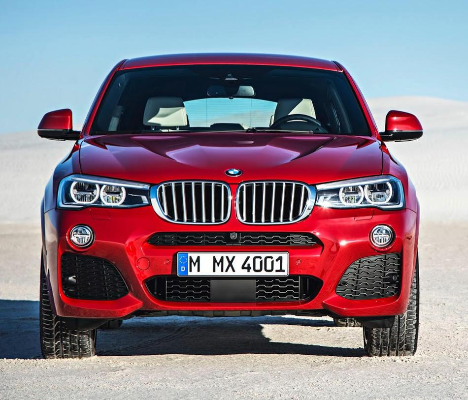 фото BMW X4 2015