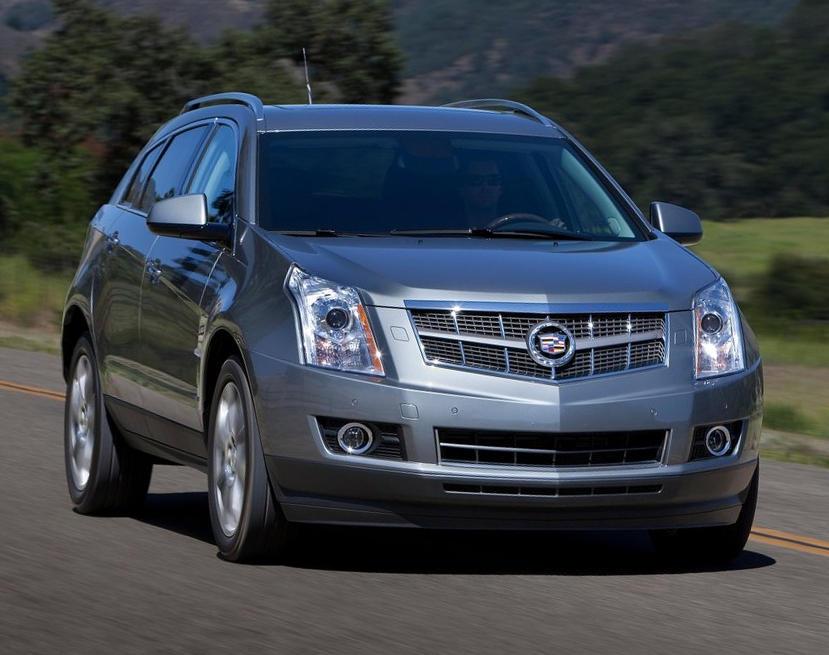 фото Cadillac SRX 2014