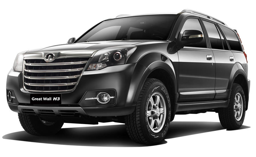 фото Great Wall H3 New 2015 года