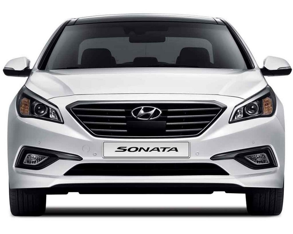 фото Hyundai Sonata 2015