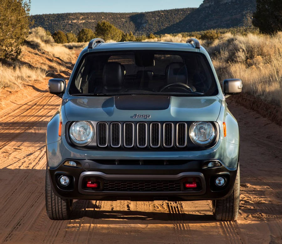 фото Jeep Renegade Trailhawk 2015
