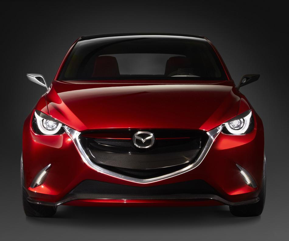 фото Mazda Hazumi Concept 2014