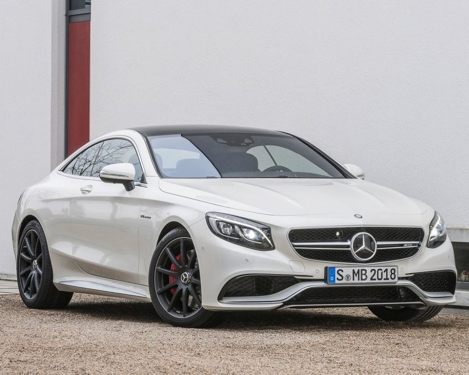 фото Mercedes-Benz S63 AMG Coupe 2015 года