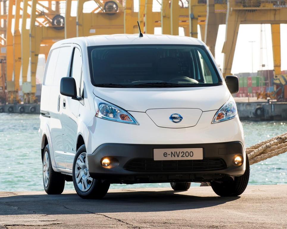 фото Nissan e-NV200 2015