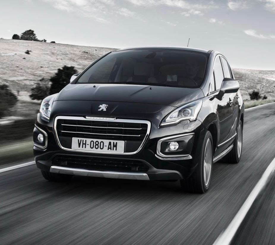 фото Peugeot 3008 2014