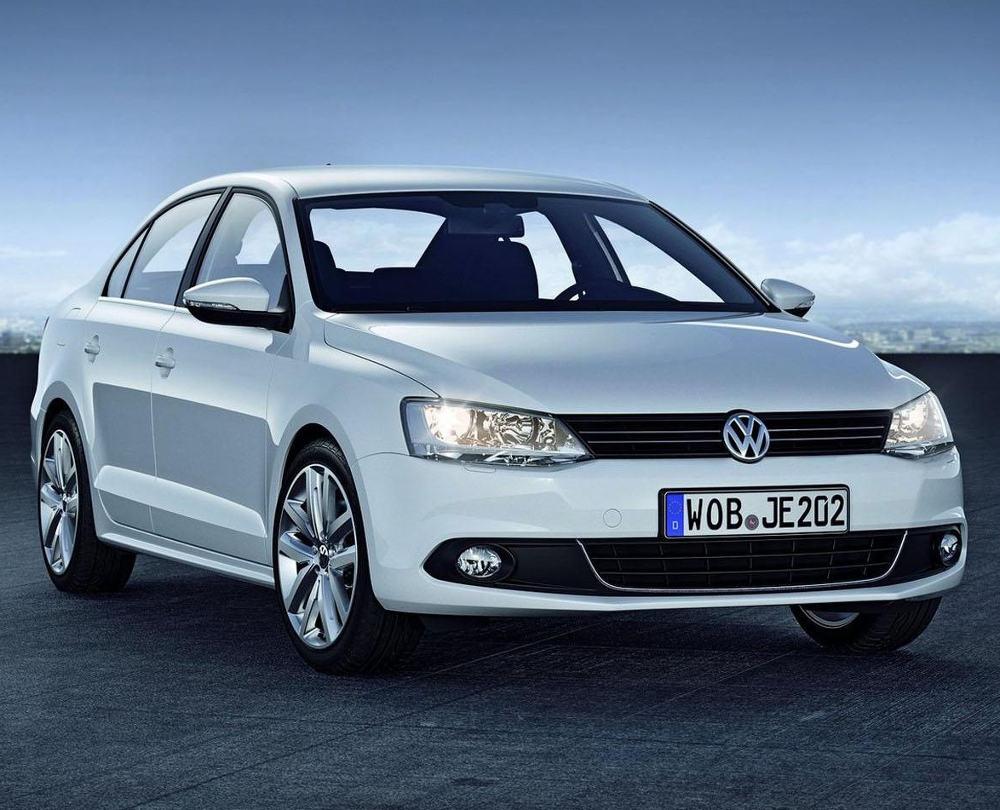 фото Volkswagen Jetta Conceptline 2014