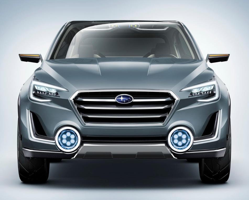 фото концепта Subaru VIZIV-2 2014