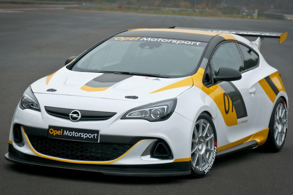 хетчбэк Opel Astra OPC Motorsport
