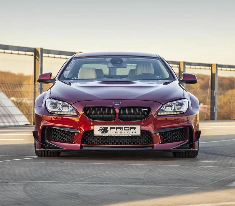 тюнинг BMW 6-Series от Prior Design