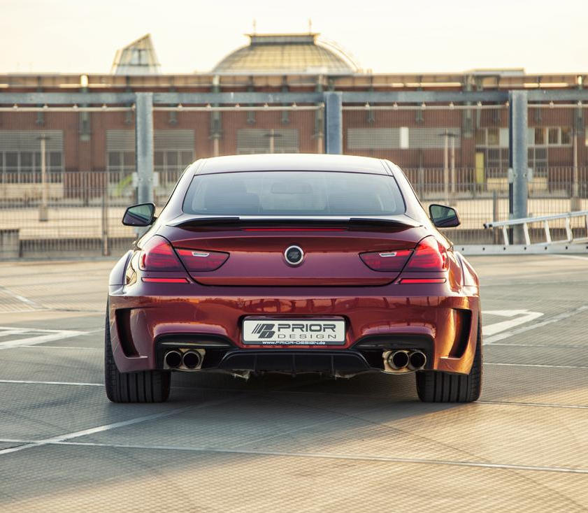 задние фонари BMW 6-Series от Prior Design