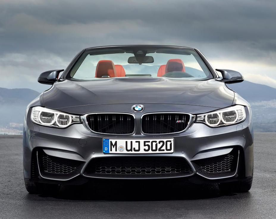 фары и бампер BMW M4 Кабрио 2015