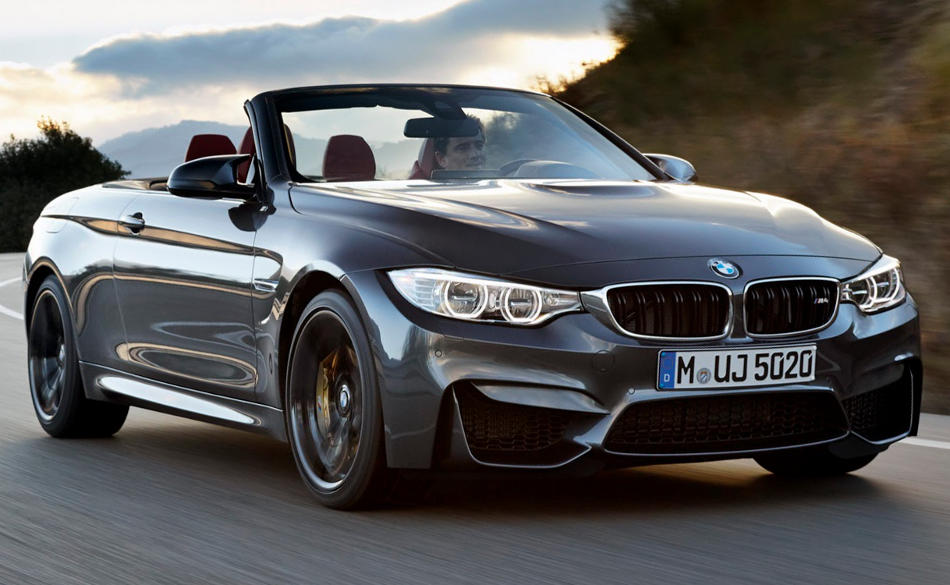 фото BMW M4 Кабриолет 2015