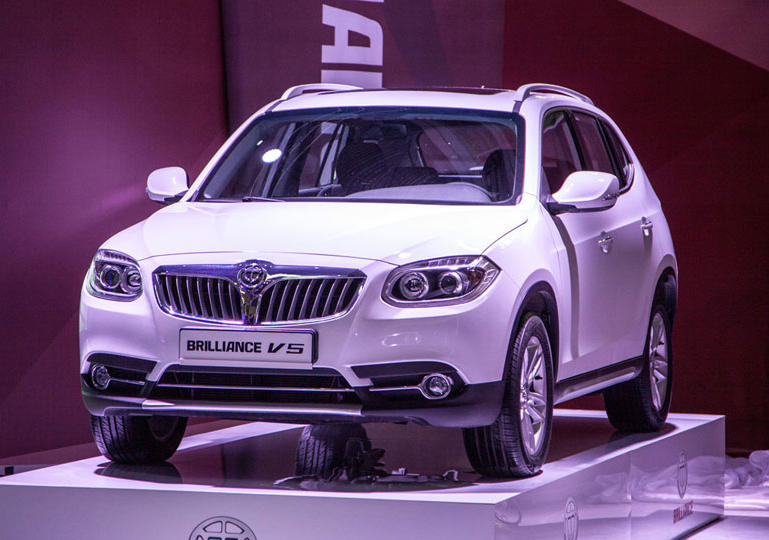 фото Brilliance V5