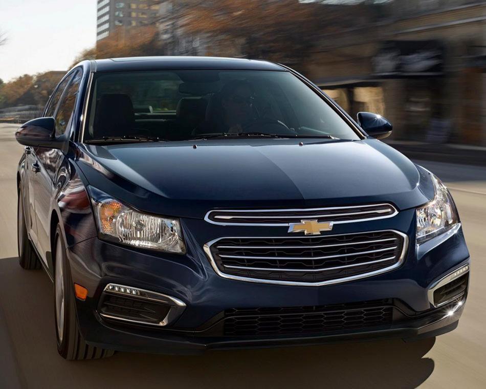фото Chevrolet Cruze 2015 года