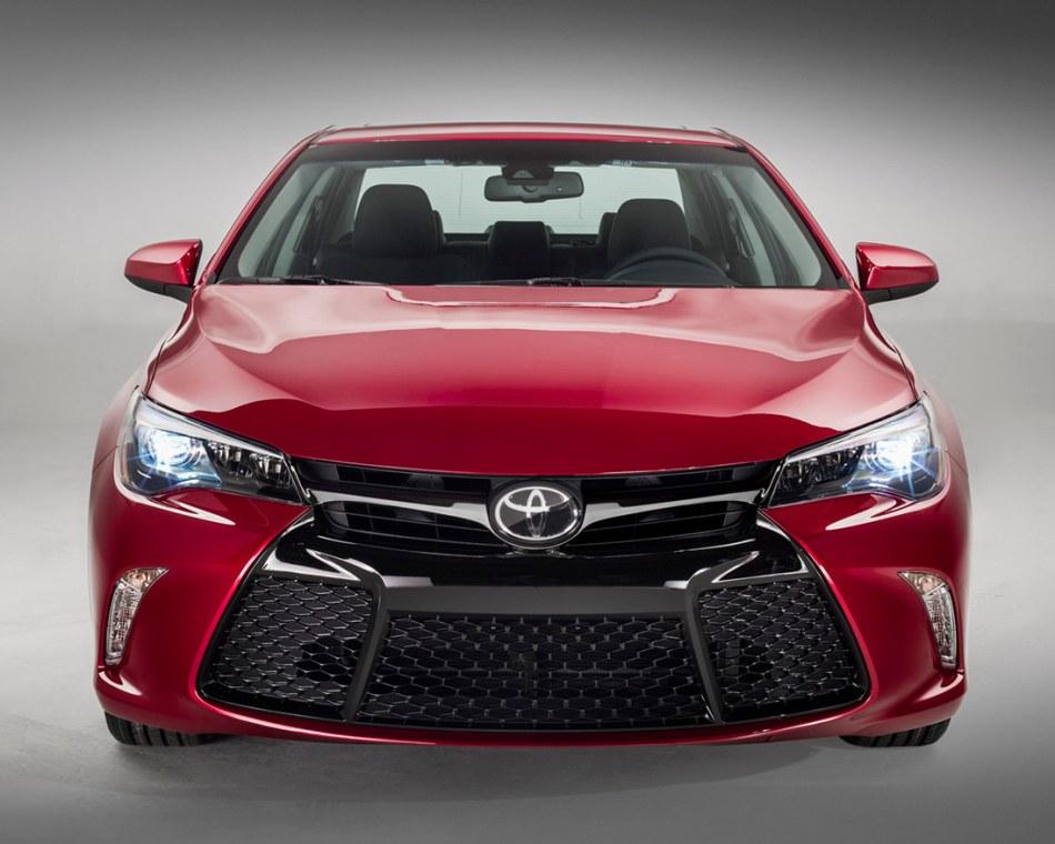 фото Toyota Camry США 2015