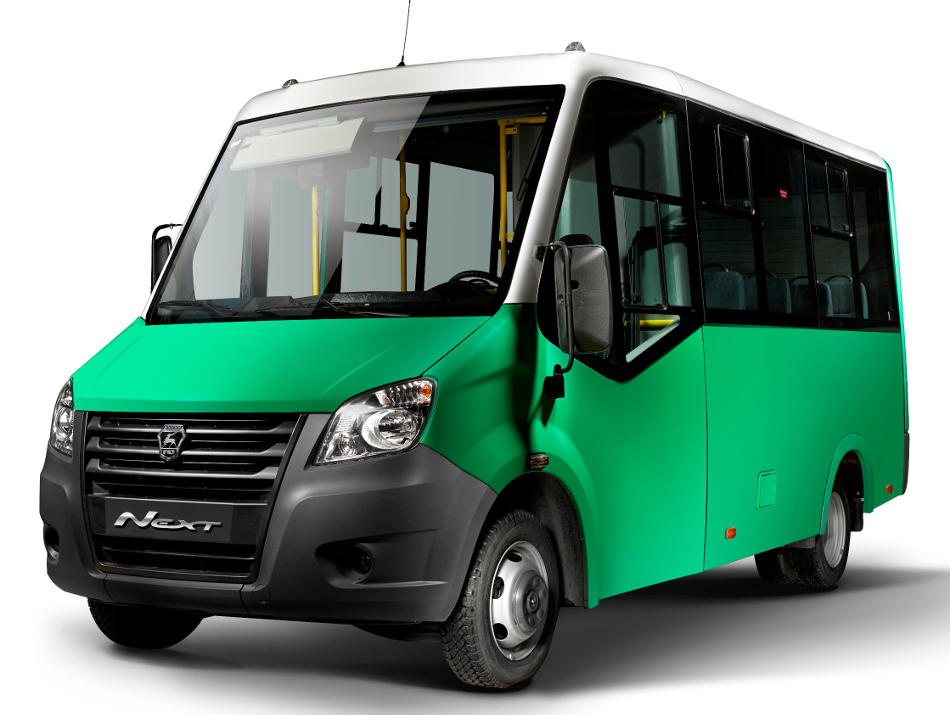 Новый Автобус ГАЗель NEXT Citiline 2019