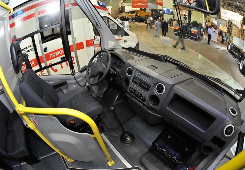 фото салона ГАЗель Некст Ситилайн 2021 Автобус