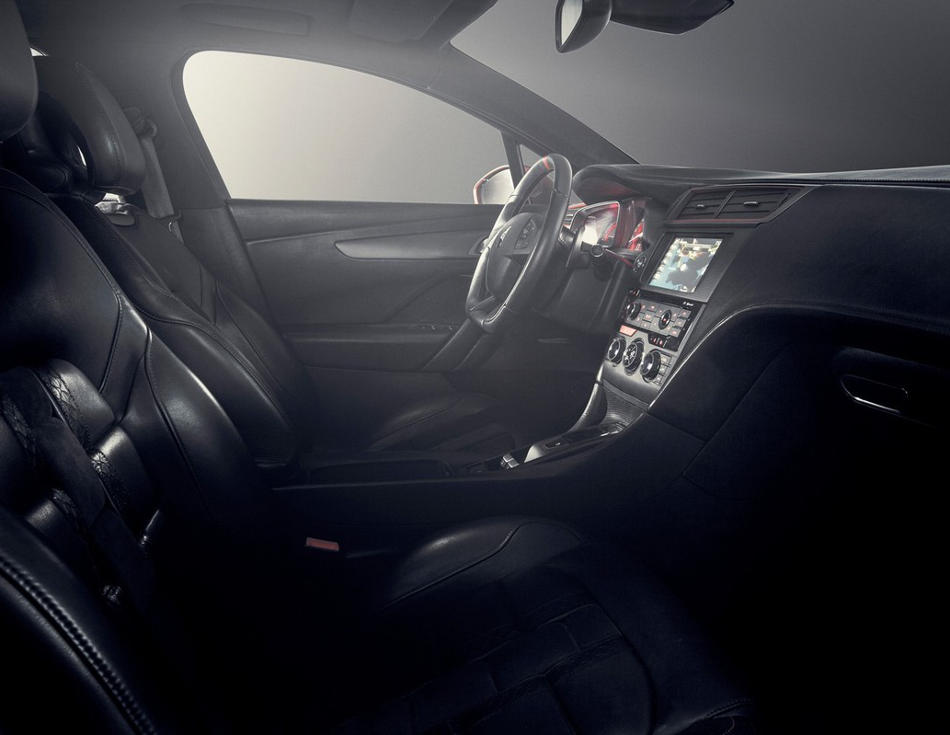 интерьер Citroen DS 5LS R 2015
