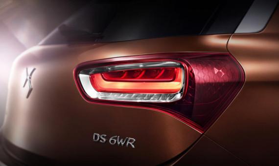 задние фонари Ситроен DS 6WR 2015