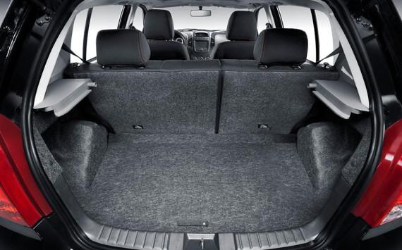 багажник Geely MK Cross 2015