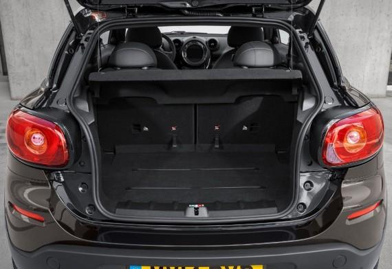 багажник Mini Paceman 2015