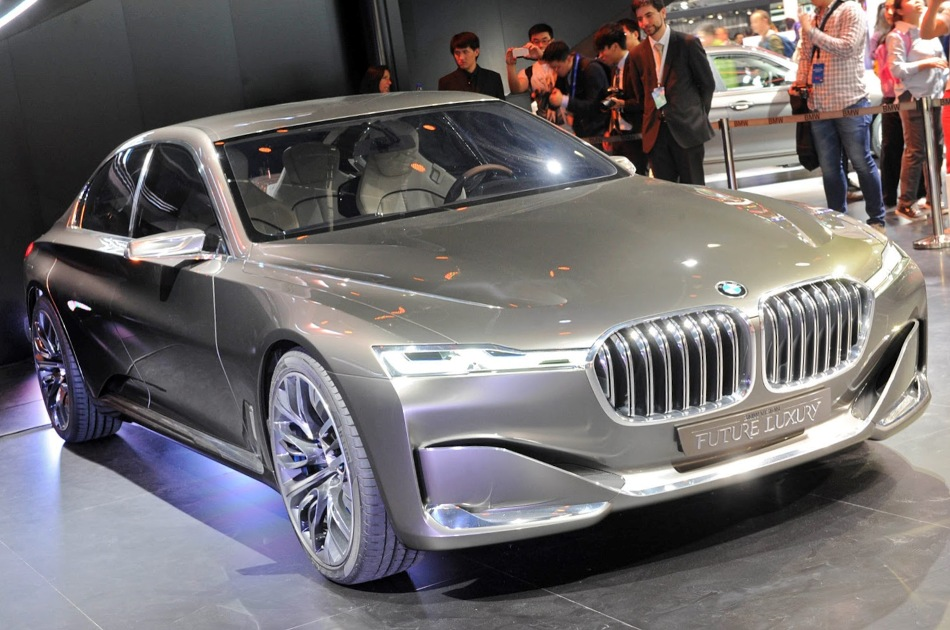 фото BMW Vision Future Luxury 2014