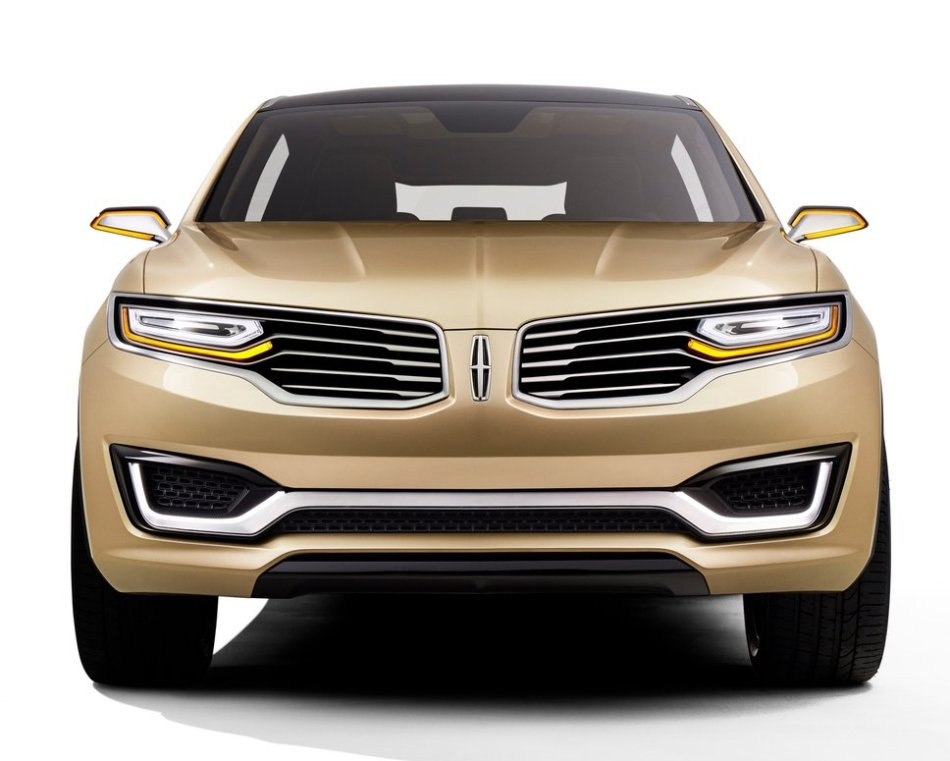 фото Lincoln MKX Concept 2014