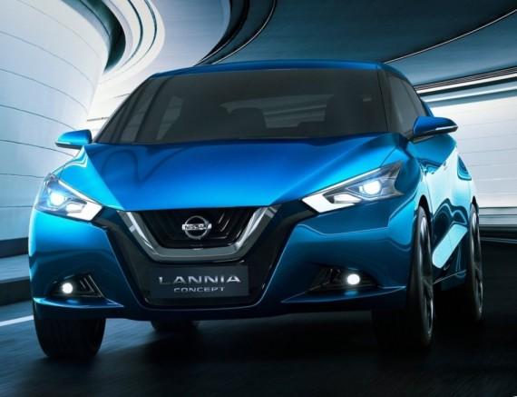 фото Nissan Lannia Concept 2014