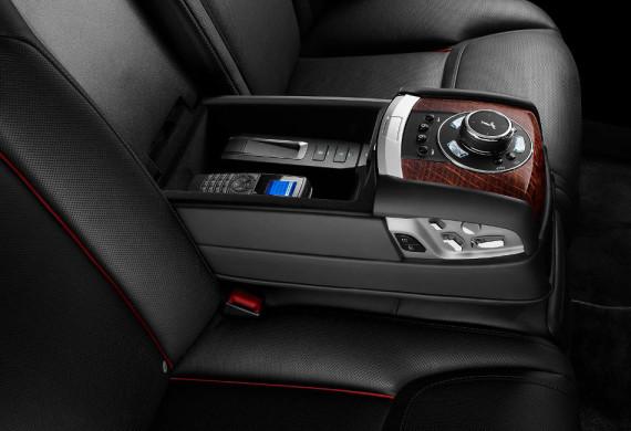 интерьер Rolls-Royce Ghost Series II 2015 года