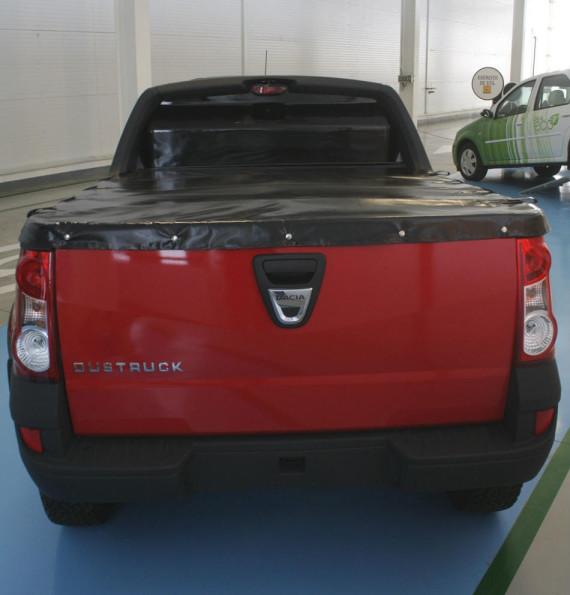 пикап Dacia Dustruck фото