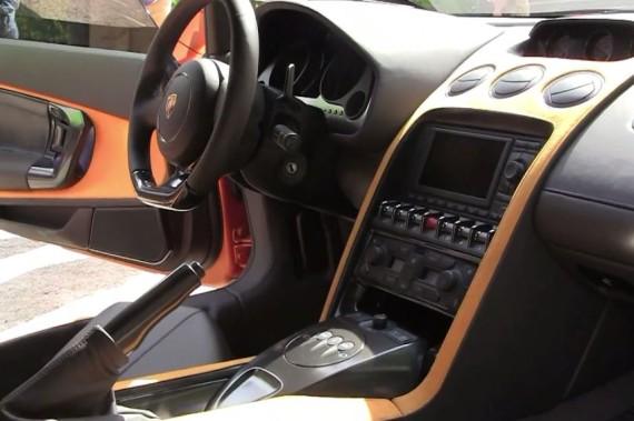 салон Lamborghini 5-95 Zagato 2014